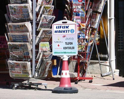 turkey dalyan newspapers