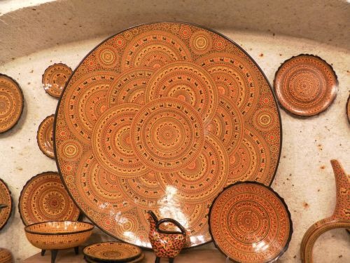 turkey cappadocia ceramics