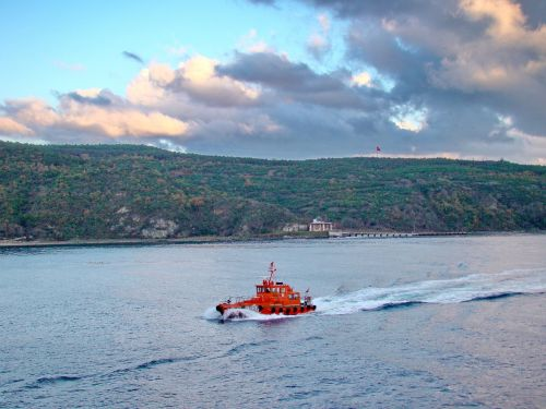 turkey bosphorus strait
