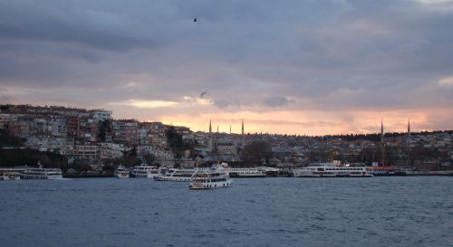 turkey bosphorus strait