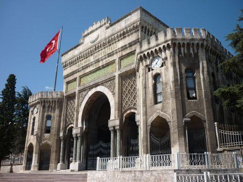 turkey istanbul university