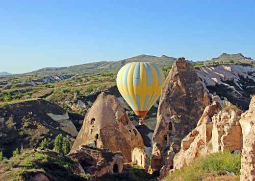 turkey cappadocia landscape