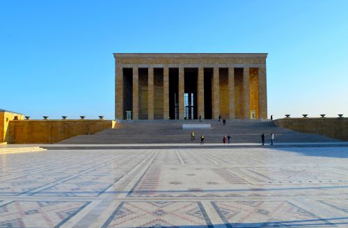 turkey mausoleum atatürk