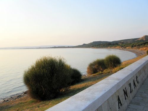turkey anzac cove gallipoli