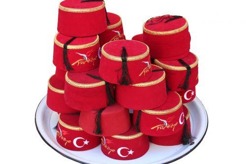 turkey fez headwear