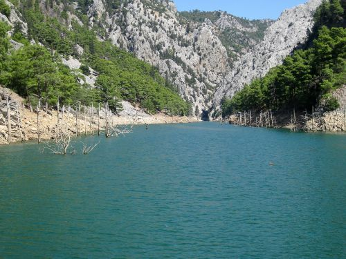 turkey water mountains