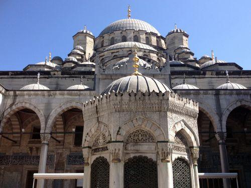 new mosque sultana mosque turkey