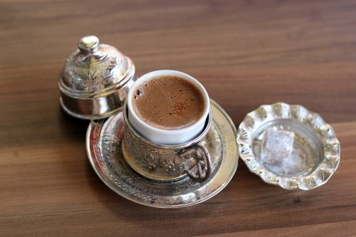 turkish coffee traditional coffee