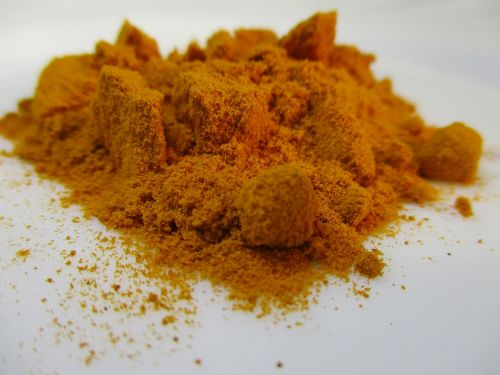 turmeric curry spices
