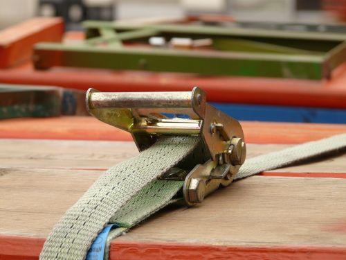 turnbuckle ratchet tension belt