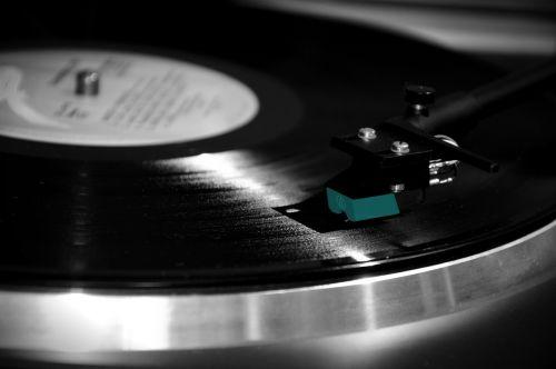 turntable vinyl sound