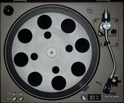 turntable record system
