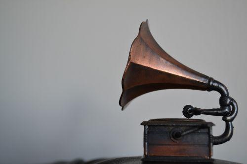 turntable retro music