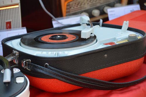 turntable  retro  music