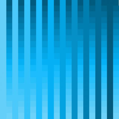 turquoise stripes design