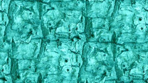 Turquoise Twist Background