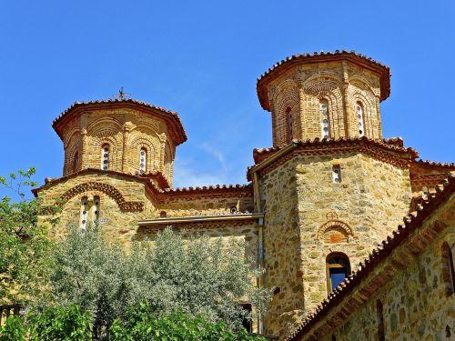 turrets church mosque