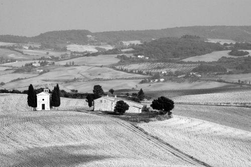 tuscany italy landscape