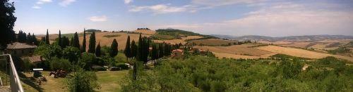 tuscany toscana landscape