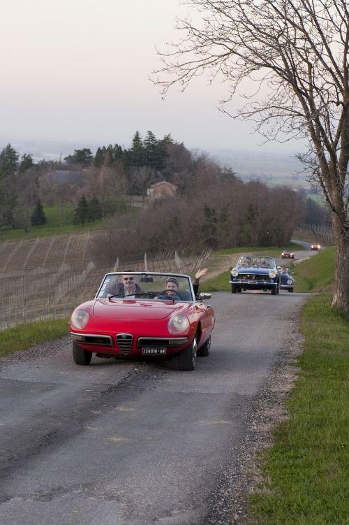 tuscany auto autoepoca