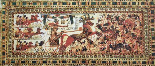 tutankhamen pharaoh egypt