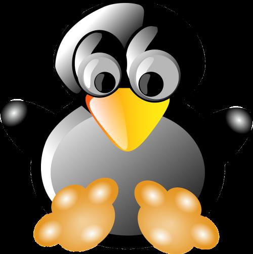 tux penguin linux