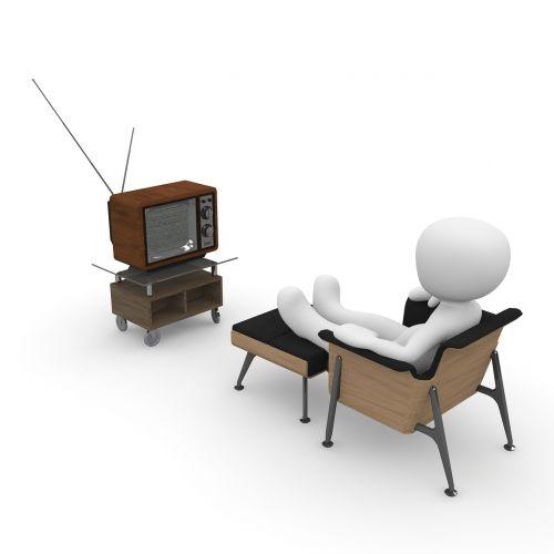 tv look gawk