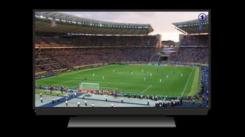 tv look football