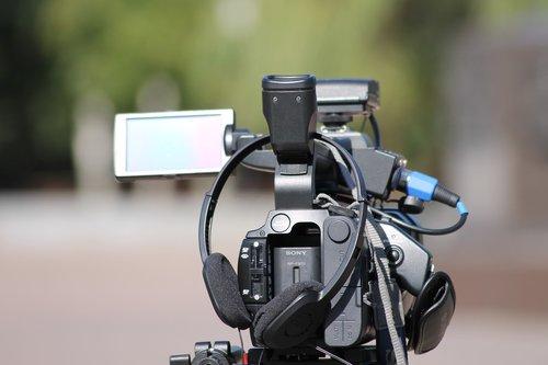 tv  camera  camcorder