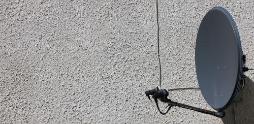 tv satellite dish antenna reception