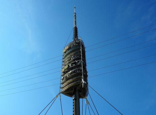 tv tower tower radio tower
