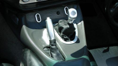 TVR Griffith Handbrake And Gear