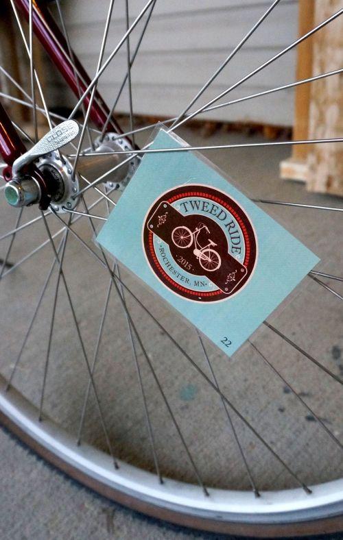 tweed ride spoke card rochester