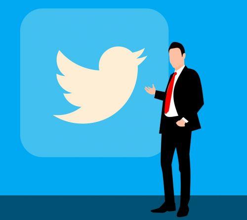 tweet social media twitter logo