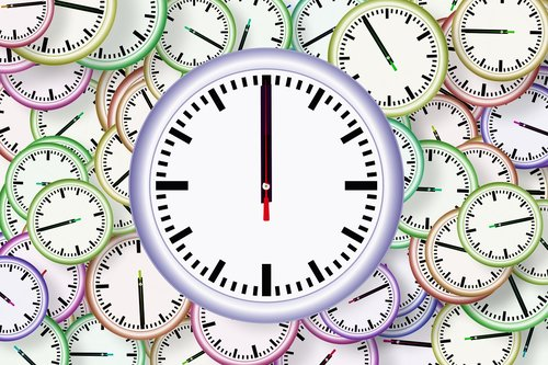 twelve  time  time management