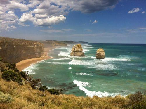 twelve apostles australia ocean