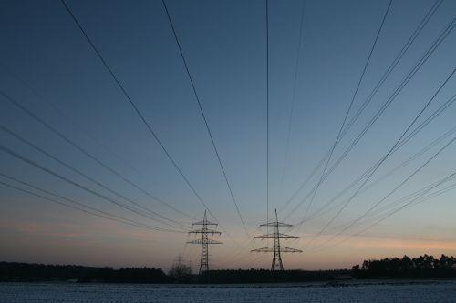 twilight strommast mast