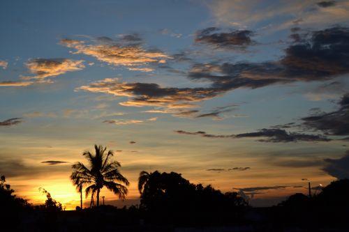 twilight uberlândia afternoon eventide