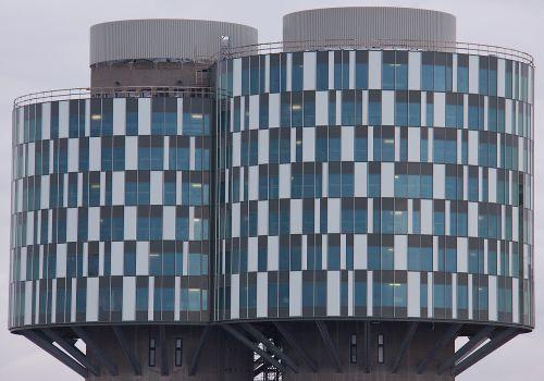 twin towers corn