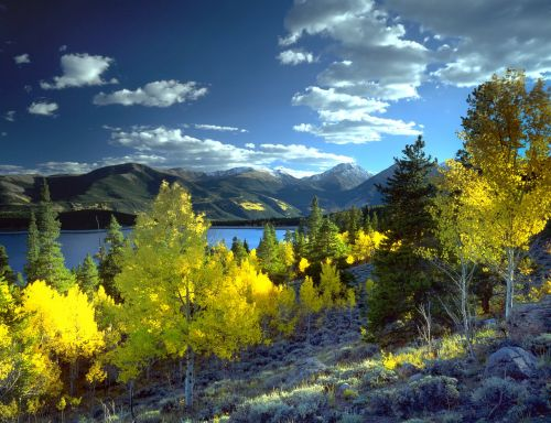 twin lakes colorado aspen