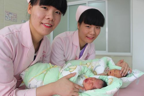 twin sisters saint ann maternity hospital new students