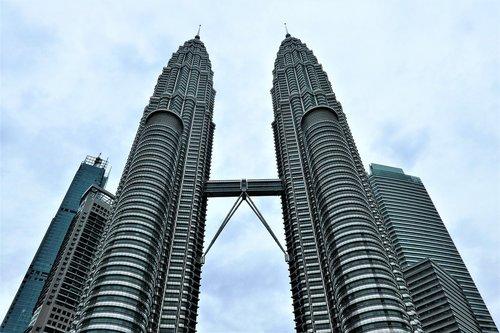 twin towers  kong kuala  towers