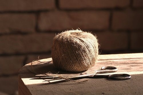twine  string  ball