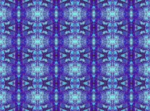 Twisted Brick Pattern In Purple