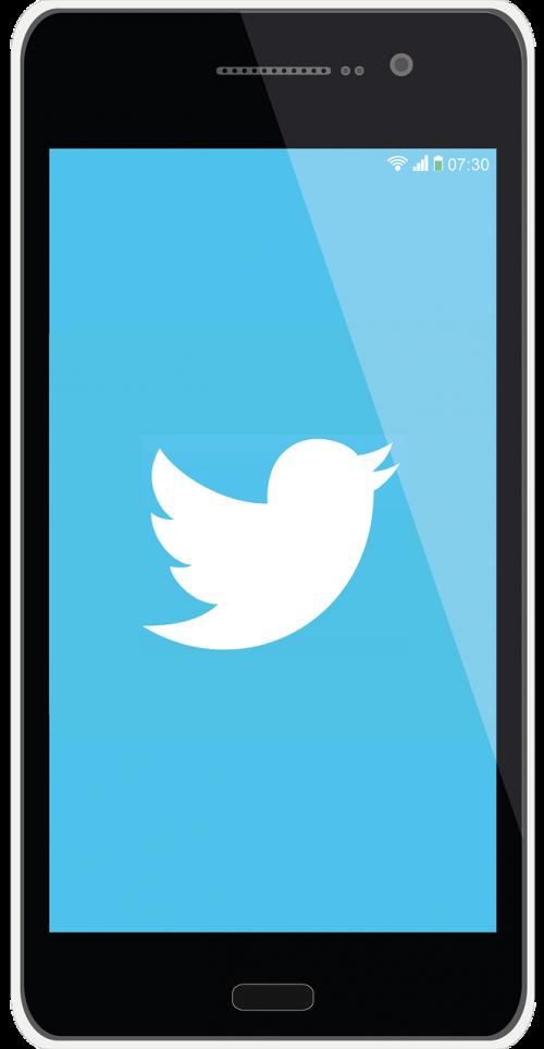 twitter mobile phone