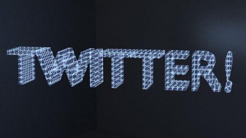 twitter header blender