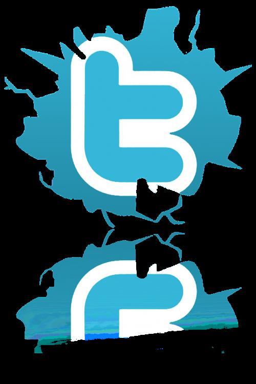 twitter symbol social