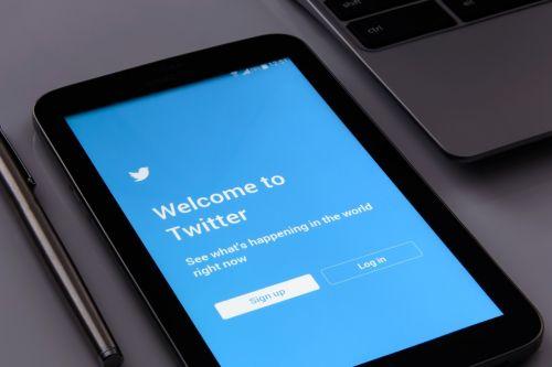 twitter screen social