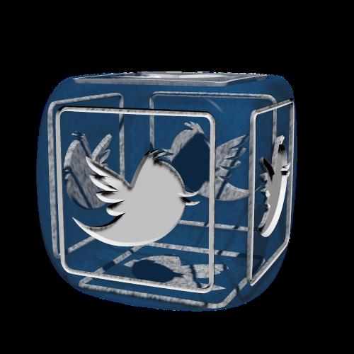 twitter cube socialmedia
