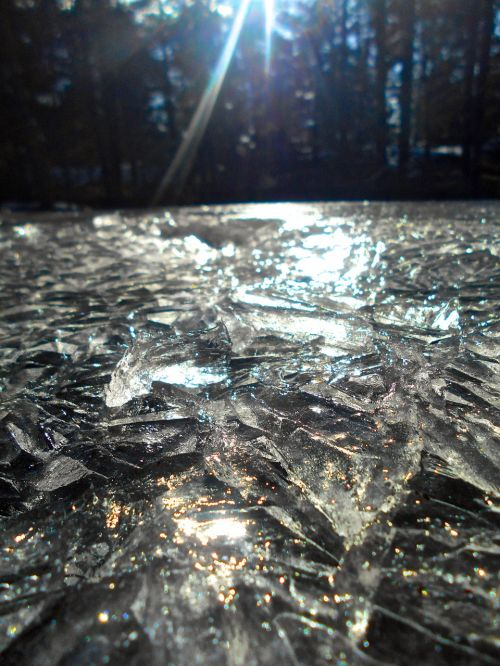two ice natural art